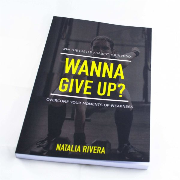 Wanna give up? - Portada