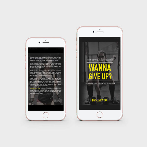 Wanna Give Up? - PDF Mobile