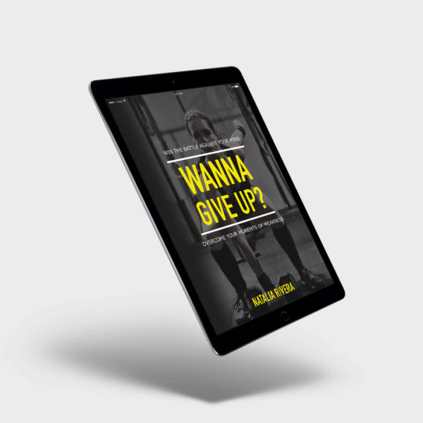 Wanna Give Up? - PDF Tablet